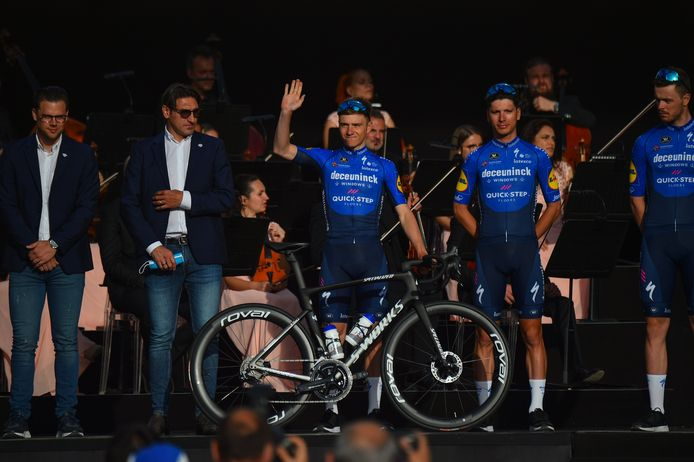 Remco Evenepoel prendra le départ de son premier Grand Tour, samedi à 16h52.