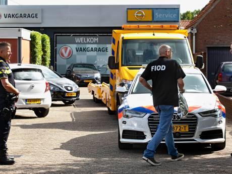 Verdacht autobedrijf in Mariahout blijft tassen vol cash geld accepteren: 3 miljoen euro in dik jaar tijd