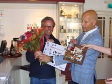 Kattengek Maarten Kerkhof is de 5000ste bezoeker van Miauw! in Vianen