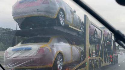 Zijn land crepeert, maar Afrikaanse koning koopt splinternieuwe Rolls-Royce voor al zijn 15 vrouwen
