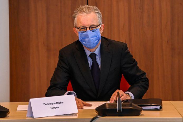 Dominique Michel, le CEO de Comeos
