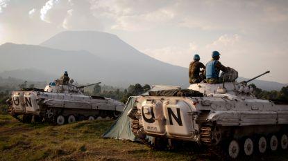 VN-rapport stelt vertrek van blauwhelmen in Congo voor tegen 2022