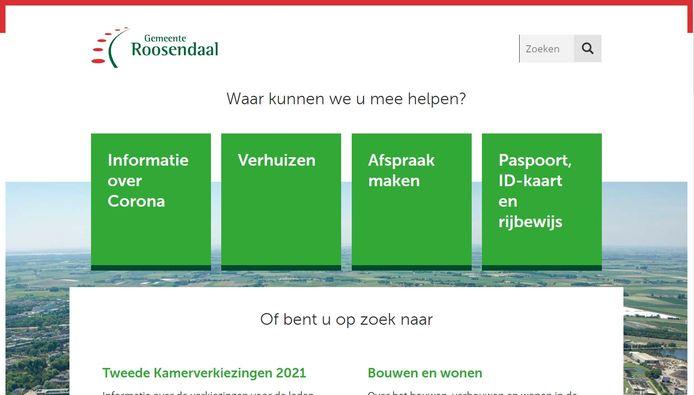 Roosendaal Op Internet. ROI. Niet te verwarren met Return On Investment.