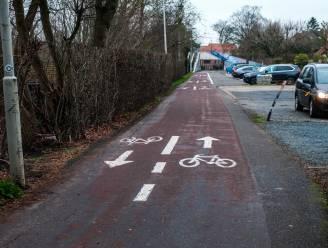 """Buurtbewoners moeten straat delen met fietsostrade: """"Zorgt voor gevaarlijke situaties"""""""