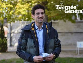 """Tournée Générale: Burgemeester Ridouani blikt vooruit op 8 mei: """"Avondklok is weg, maar alcoholverbod na 22 uur op openbaar domein niet"""""""