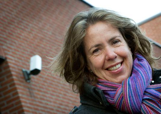 Gerda Oskam, regiovoorzitter D66. Foto uit 2011.