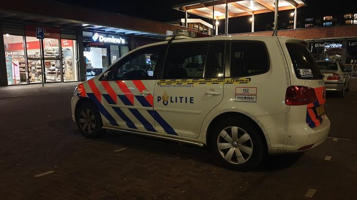 Op de Domino's in Enschede vond een overval plaats.