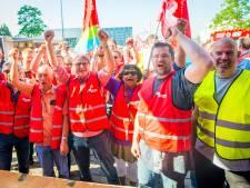 Flinke loonsverhoging voor de 150.000 werknemers in de metaal na stakingsgolf bij ASML, DAF, VDL en Fokker