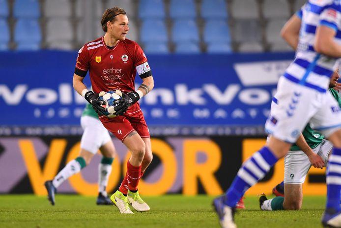 Alessandro Damen onlangs in het duel met FC De Graafschap.