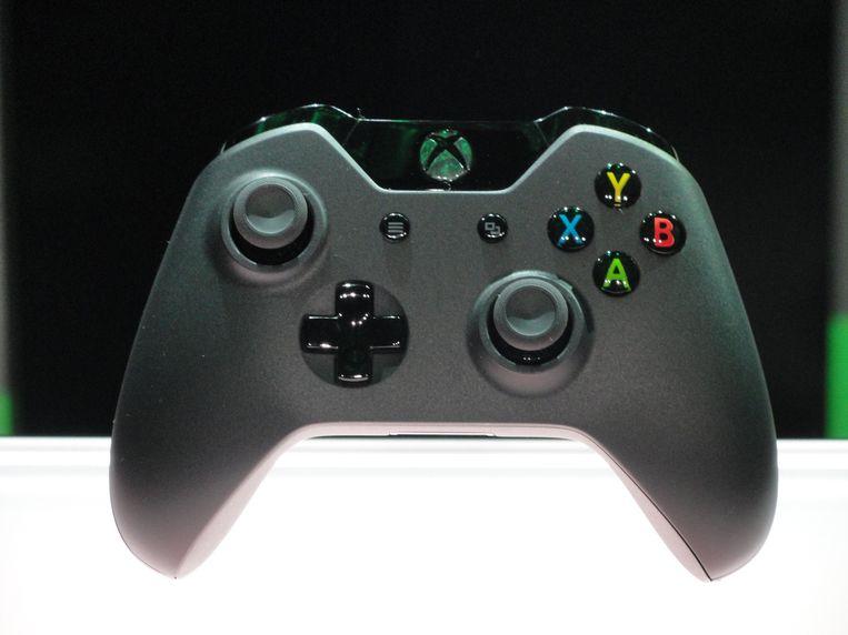 De Xbox One-controller. Beeld AFP