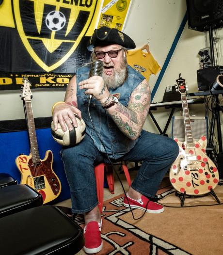 Markante muzikant Torres Blues had energie om 100 te worden, maar overleed op 67-jarige leeftijd