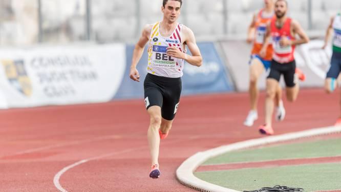 Jochem Vermeulen (derde op 1500m) en Michael Somers (tweede op 5000m) presteren puik op Europabeker