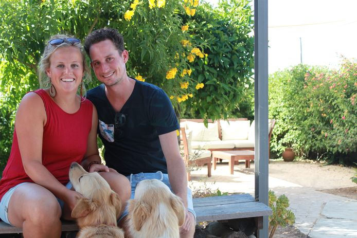 Gust en Mayke van Quinta da Vida uit Portugal.