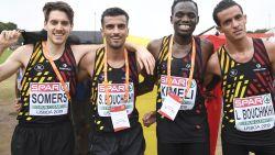 Bouchikhi (7de) en Kimeli (8ste) bezorgen België zilver in landenklassement op EK veldlopen