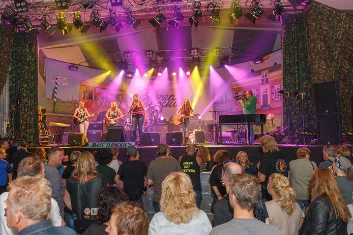 Dicky Woodstock festival