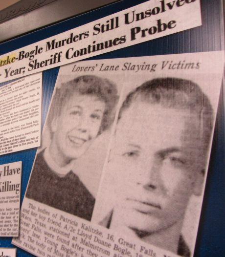 """Qui a abattu froidement ce couple d'adolescents en 1956? Le plus vieux """"cold case"""" résolu grâce à l'ADN"""