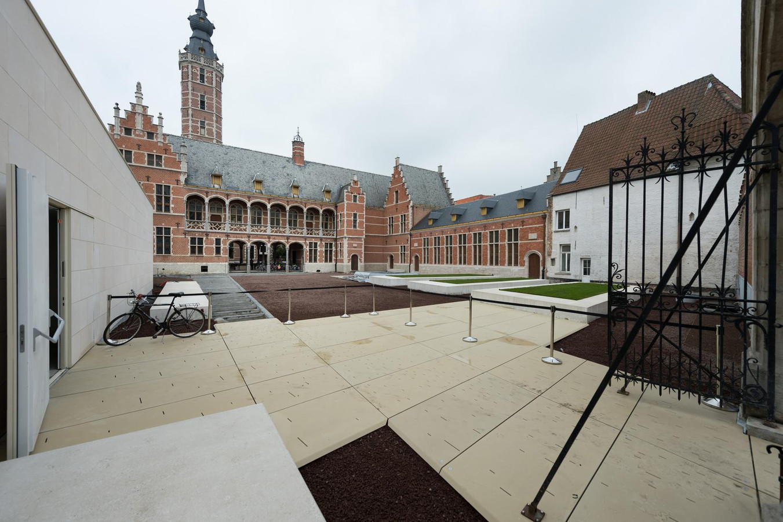 Museum Hof van Busleyden.