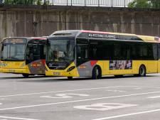 Un tiers des bus hybrides sont à l'arrêt au TEC Charleroi