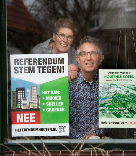 Gemeente Houten start helemaal opnieuw met woningbouwplan, eerst groot onderzoek