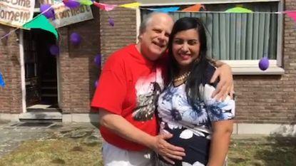 Ondanks stempel van 'schijnhuwelijk' wil Michel toch nog eens proberen trouwen met zijn Braziliaanse liefde