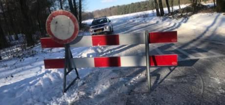 Oldemeijer in Hardenberg afgesloten: 'Te druk, zoek een andere schaatsplek'