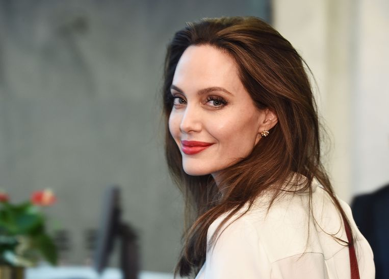 Angelina Jolie Beeld Getty