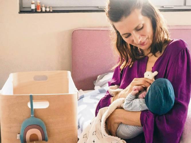 """COLUMN. Lara (34), mama van 3, strijdt tegen kanker: """"Ik ben ziek én ik zie er goed uit, en dat kan prima naast elkaar bestaan"""""""