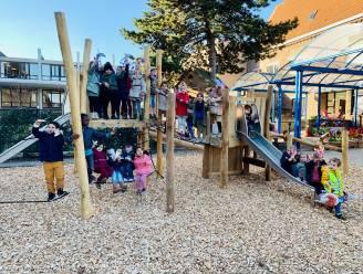 Basisschool in Mariakerke bouwt nieuw avonturenparcours