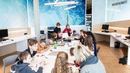 800 kinderen zijn creatief met taal in Woordfabriek