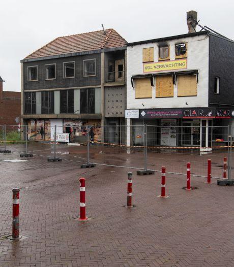 Het Gat in de Markt van Haaksbergen wordt nog groter: sloophamer gaat tegen twee troosteloze panden