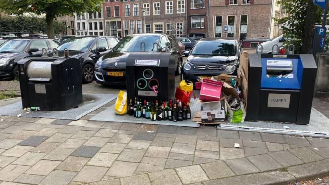 Meer klachten over 'bende' bij vuilcontainers in Deventer, VVD wil opheldering over boetes