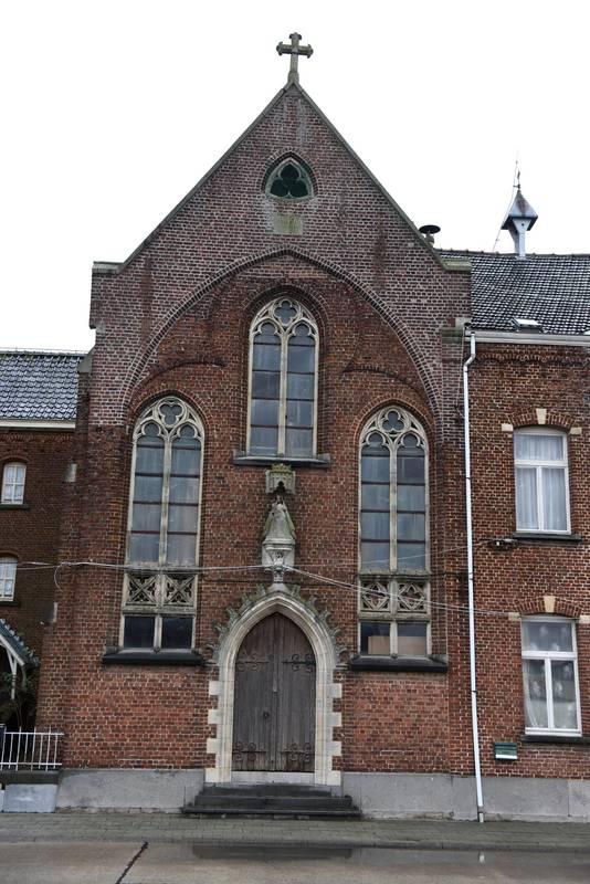 Mag deze kapel blijven bestaan in het centrum? Willy zou