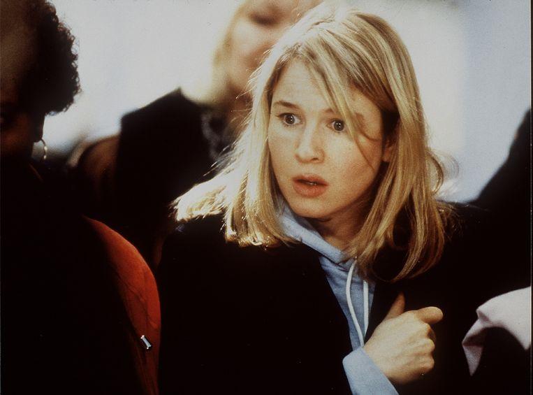 Scene uit Bridget Jones' Diary (2002) Beeld EPA