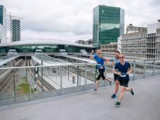 Rennen door bibliotheek Neude en Kinepolis Jaarbeurs: de Urban Trail komt naar Utrecht