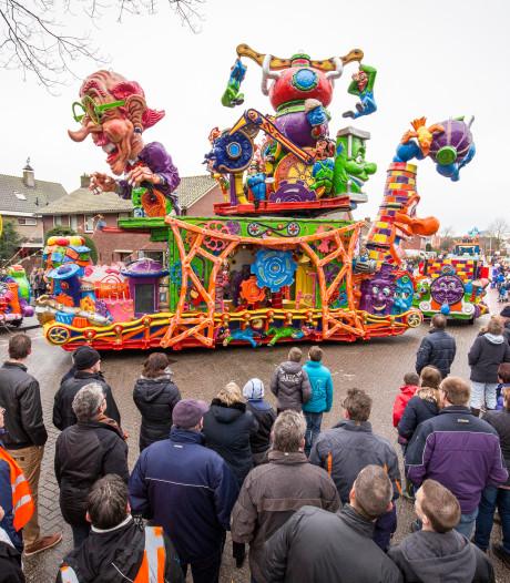 Dit zijn alle carnavalsoptochten in de gemeente Tubbergen