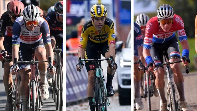 POLL. Wie wint de Ronde van Vlaanderen?