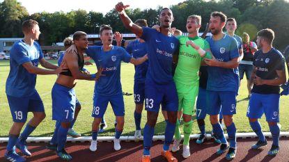 B-ploeg van Genk heeft ook in overbodige Europa League-return geen kind aan Fola Esch