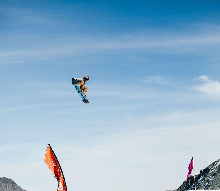 Seppe Smits doet in februari mee aan de Olympische Winterspelen.