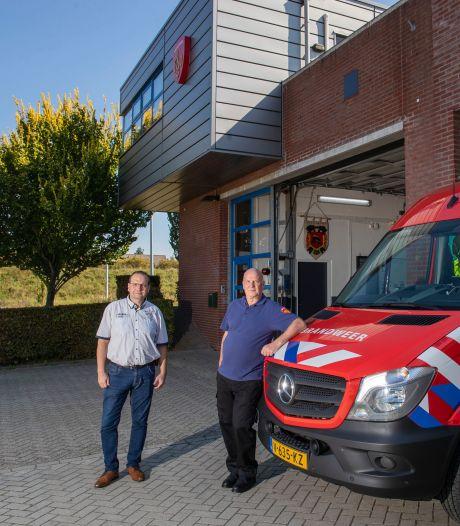 Vrijwilligers brandweerkazerne Stadspoort met stomheid geslagen over sluiting: 'Gegoochel met cijfers'
