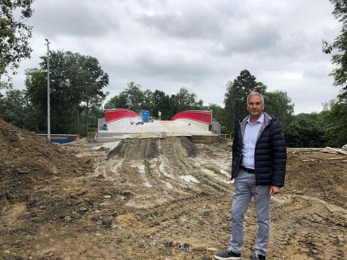 Oppositieraadslid Guy Uyttersprot (N-VA) polste tijdens de jongste gemeenteraad naar de huidige planning.