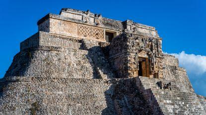 Extreme droogte deed machtige Maya-rijk verdwijnen