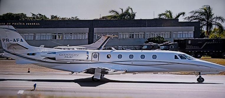 De Cessna op archiefbeeld. Beeld afp