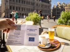 Malgré le pass sanitaire latent, les Bruxellois ne se ruent pas dans les centres de vaccination