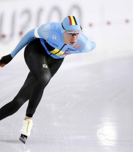 Patinage de vitesse: la première médaille mondiale de la carrière de Bart Swings