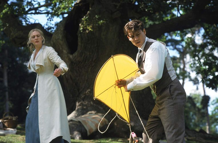 'Finding Neverland' (2004). Beeld