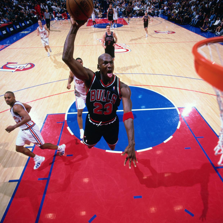 Michael Jordan Beeld NBAE via Getty Images