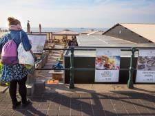 'Zeventig strandtenten in Den Haag gaan vanaf woensdag gedeeltelijk open'