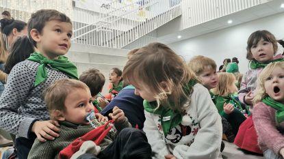 De Springveer in het nieuw: Modernste basisschool van Vlaanderen staat (voor even) in Alsemberg