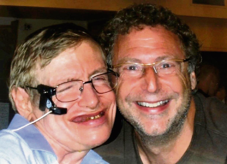 'Zijn ziekte heeft hem juist geholpen' Beeld Humo
