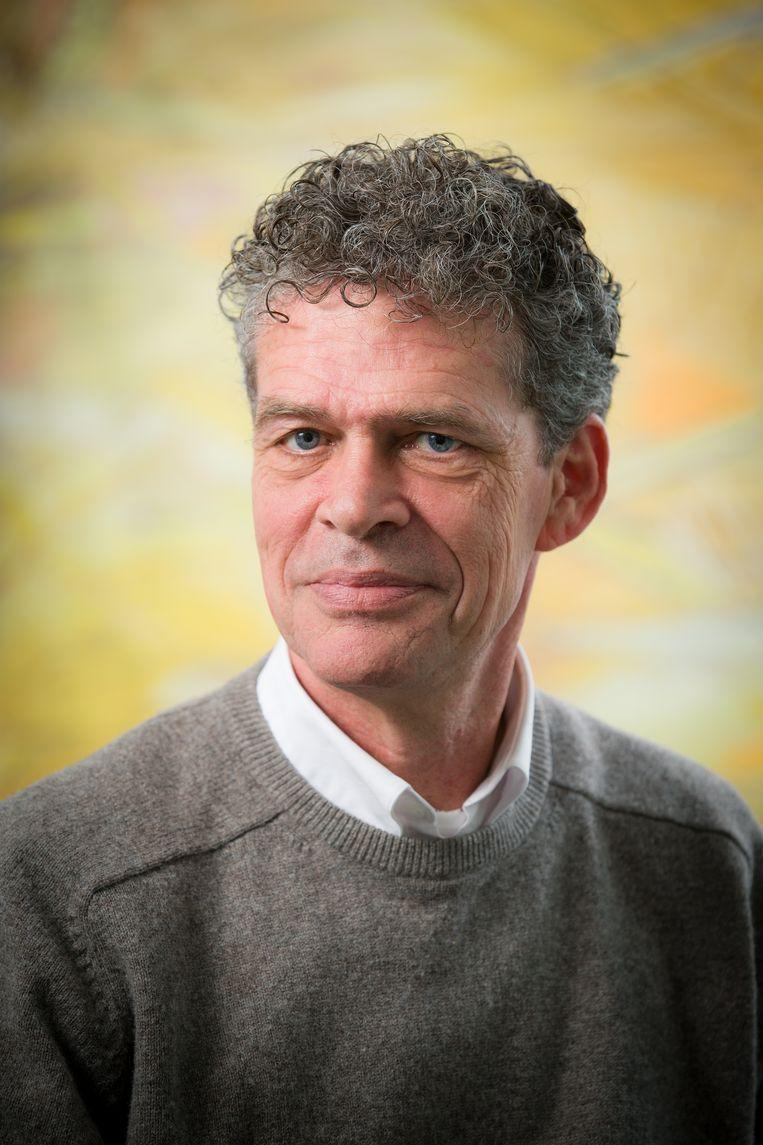 Kees Zevenbergen, directeur van Cordaid dat samengaat met Icco. Beeld Cordaid, Wilco van Dijen